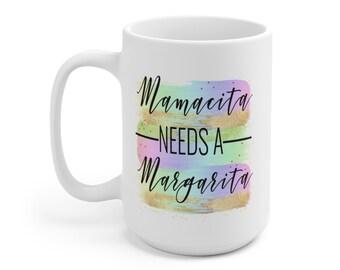 Mama Mom Humor Funny Mom Girls Design T-shirt Mug Transfers Sublimation Transfer Ready to Press Salty Margarita Leopard Lime