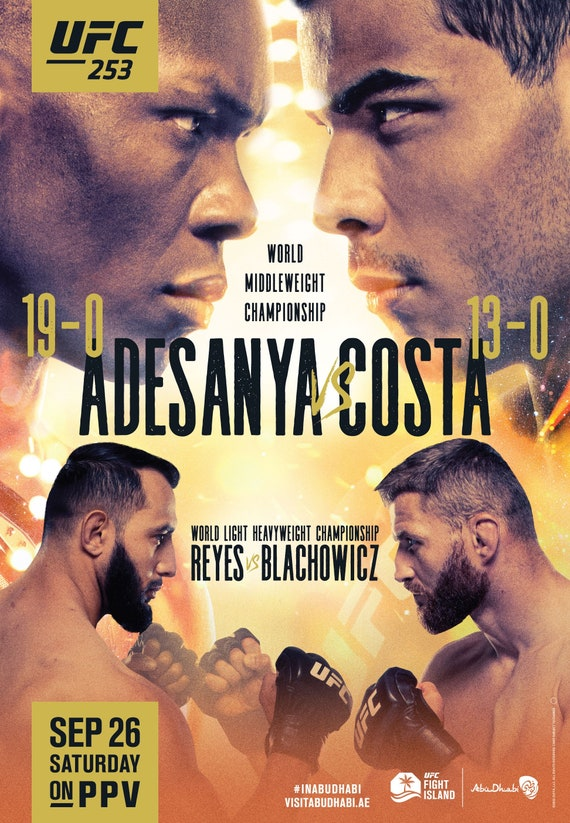NEW 11x17 13x19 Cejudo vs Cruz UFC 249 Poster Ferguson vs Gaethje