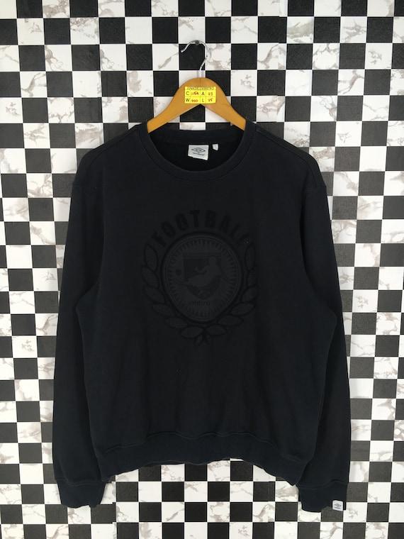 Vintage Umbro Sweatshirt Pullover Large 90s Unisex