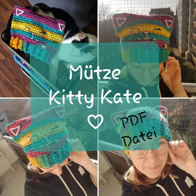 H\u00e4kelanleitung Kitty Kate