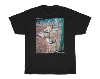 Men/'s Ladies T SHIRT funny cheeky animal NOT TODAY comedy hunter deer free