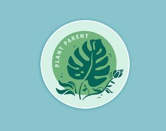 Plant Parent Sticker
