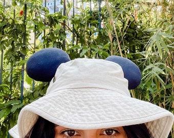 Jungle Cruise Inspired Skipper Bucket Ear Hat   Disney Hat   Disney Ear Hat