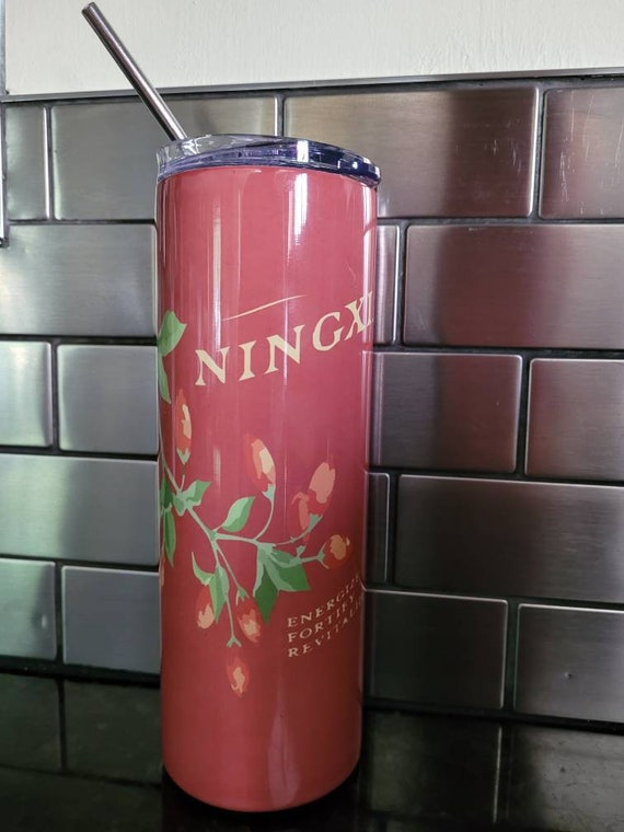 Ningxia 20 oz. Skinny Tumbler