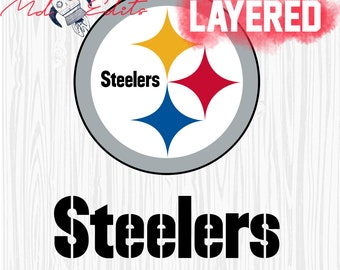 Steelers Svg Etsy