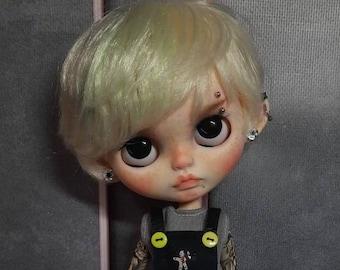 Blythe boy, Blythe doll, Dolls, Blythe, Blythe Custom, Ooak doll, Art dolls, Collection dolls