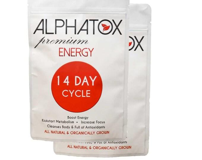 Alphatox Energy Tea (28 Day)