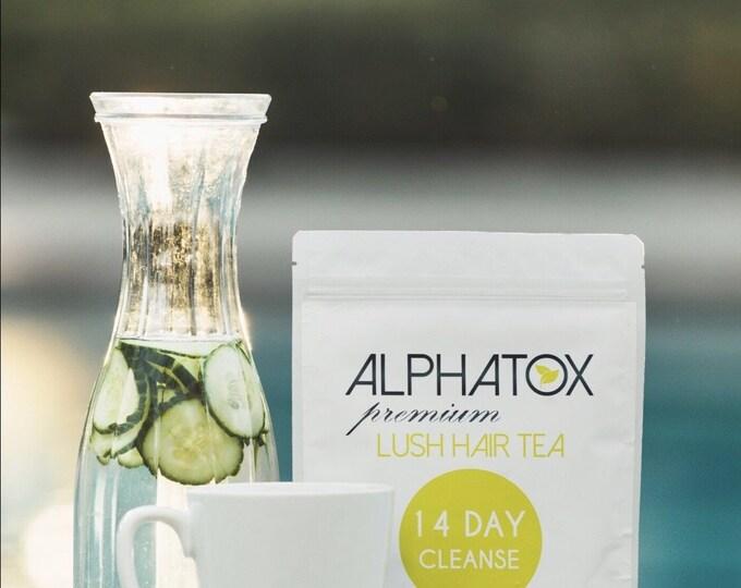 Alphatox 14 Day Hair Lush Tea