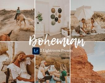 2 Lightroom Mobile & Desktop Presets | Bohemian Presets | Instagram Filters | VSCO Filters