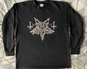 English extreme metal band formed in Suffolk By Under Licence Brovado 20\u2019s England in 19 Vintage Cradle of Filth Line Up Band Tshirt