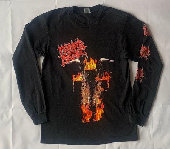 Deicide legion long sleeve T shirt death metal morbid angel incantation