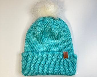 Knitted Beanie   Made to Order Variety Ready