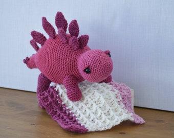 Raspberry the Stegosaurus
