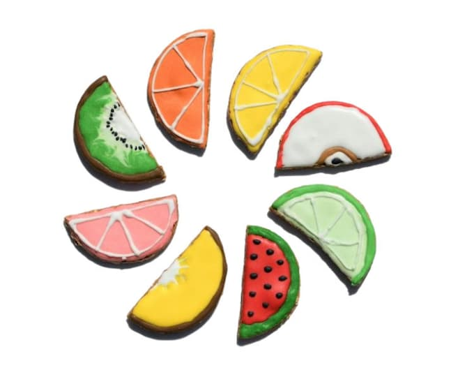 Fruit Slices Pack of Horse Treats!