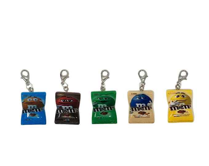 New M&M Bridle Charms!