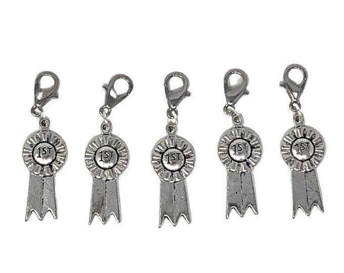 First Place Ribbon Charms!