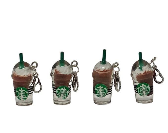 Starbucks Iced Coffee Charms!