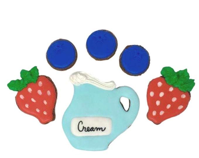 Berries N' Cream Pack of Horse Treats!
