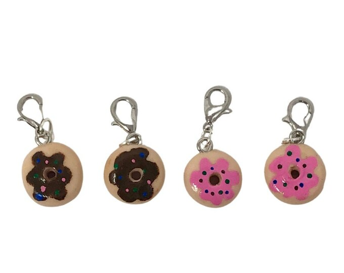 New Frosted Donut Bridle Charms!