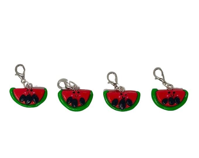 Watermelon Bridle Charms!