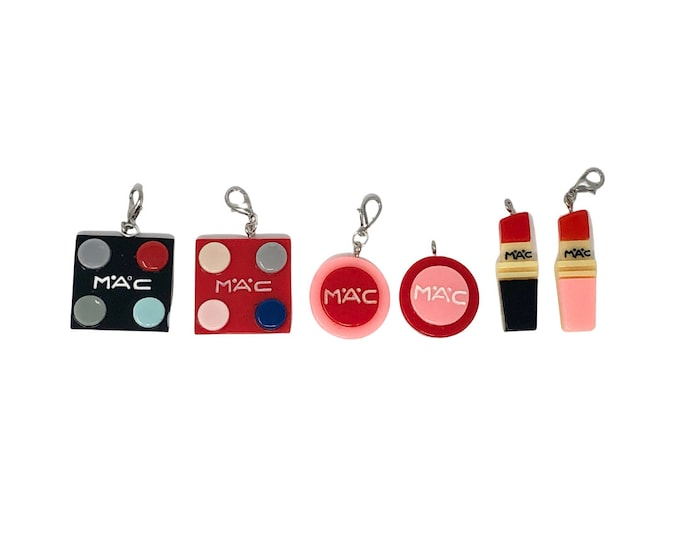 MAC Cosmetic Bridle Charms!