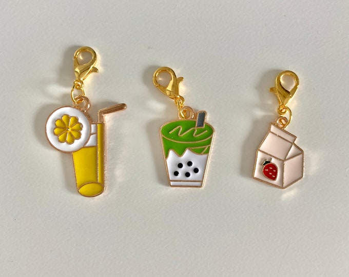 NEW Fruit Drink Charms!