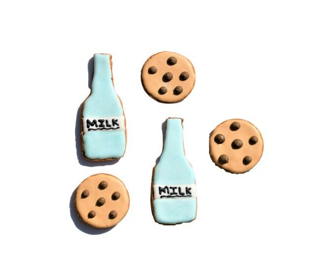 Milk & Cookies Pack of Horse Treats!