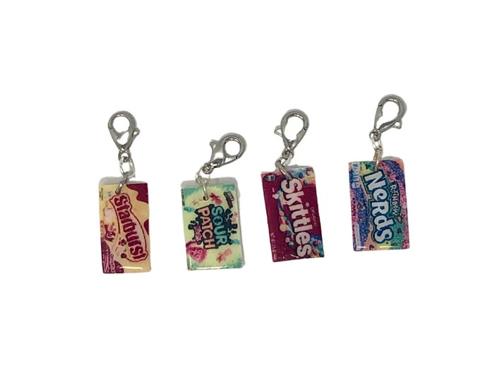 Candy Bridle Charms!