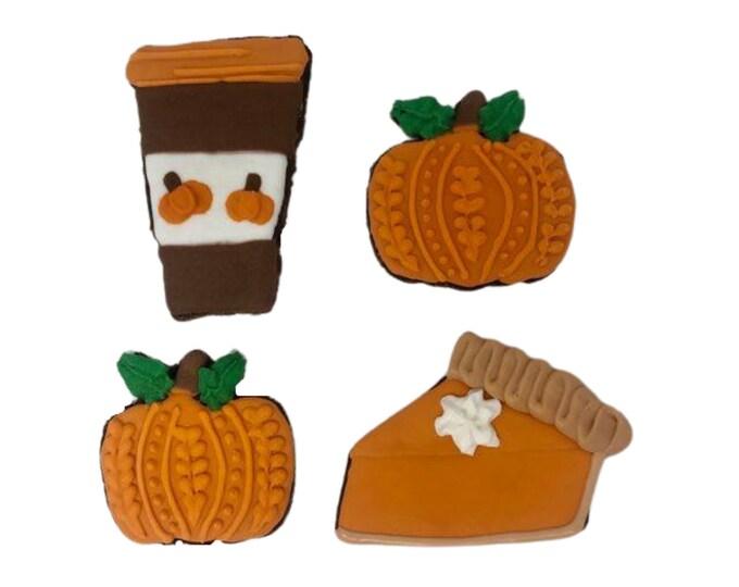 Pumpkin Spice Latte Pack of Horse Treats!