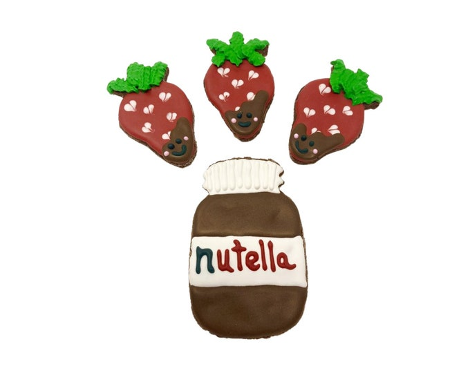 NEW Strawberry Nutella pack!