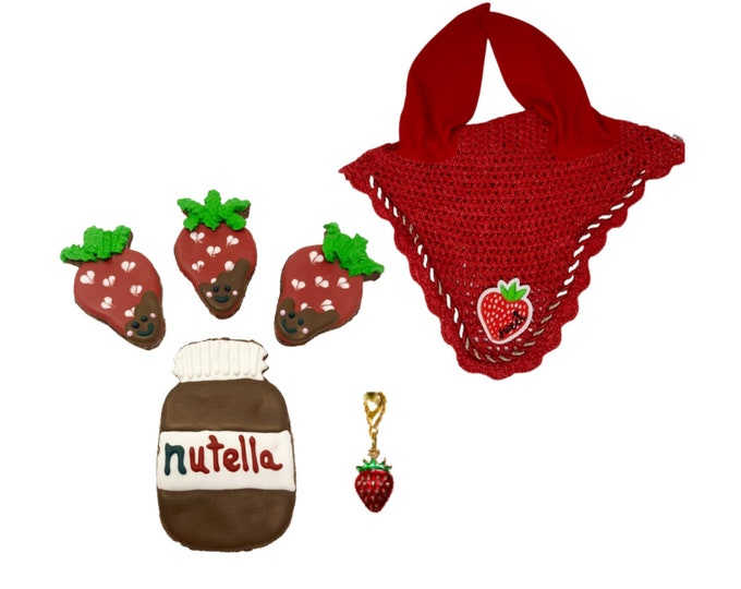 Strawberry Gift Combo Pack!