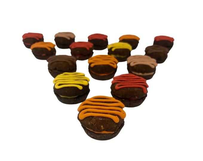 New Autumn Mini-Macarons Pack!