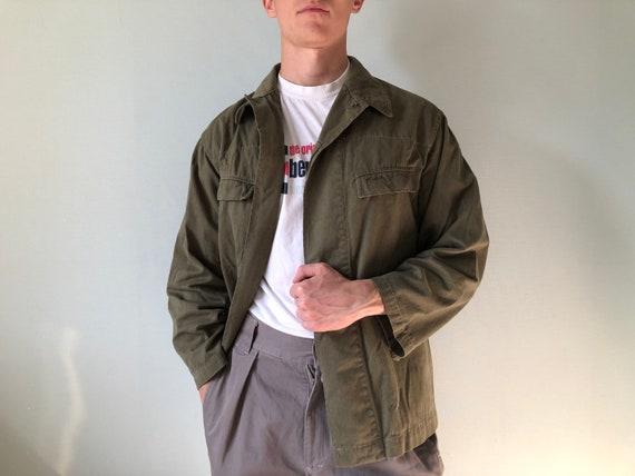 Vintage German Work Jacket / Size - S-M / Vintage