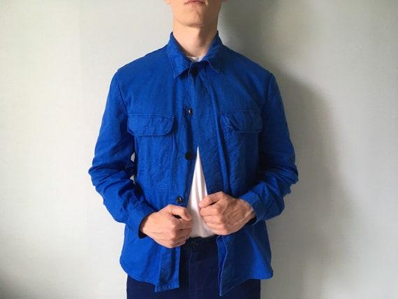 Vintage Chore Jacket / Size-M-L  / Work Jacket / N