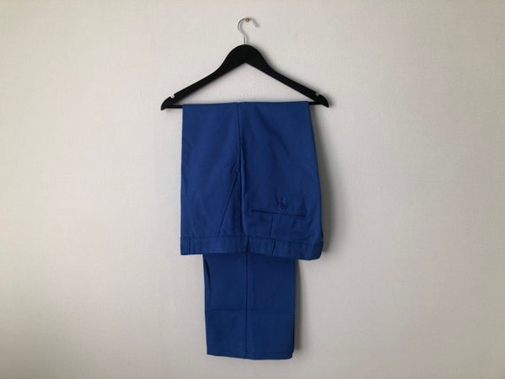 French Vintage Work Trousers / Size W53 / Workwear