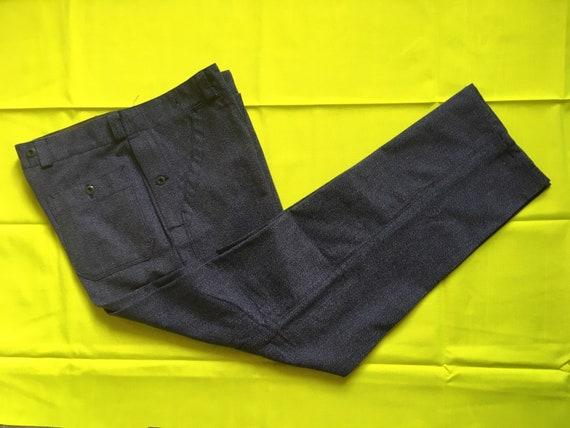 Deadstock / Vintage Work Trousers / Workwear / Siz