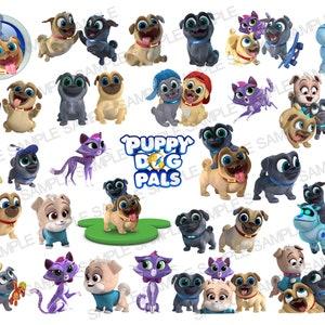 Disney Puppy Dog Pals Birthday Decorations  from i.etsystatic.com