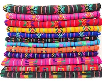 Cambaya Fabric . Authentic Mexican fabric . Tela Mexicana . Mexico . Zarape/Zerape/Serape. Tela Mexicana. Mexican woven. Dia de los muertos