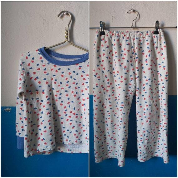Vintage kids pyjama