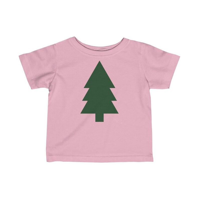 Green Tree Infant Jersey Tee