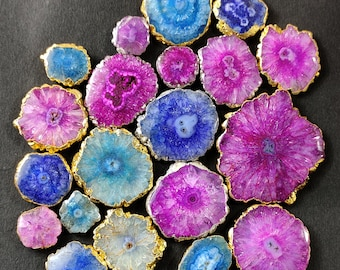 Pink Druzy  IN600