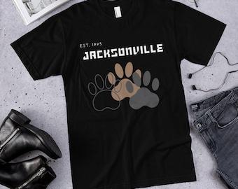 Jacksonville Football | JAGS JAGUARS MINSHEW | Mustache 2020 T-Shirt