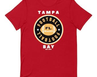 Tampa Bay Football Florida // FL T-Shirt