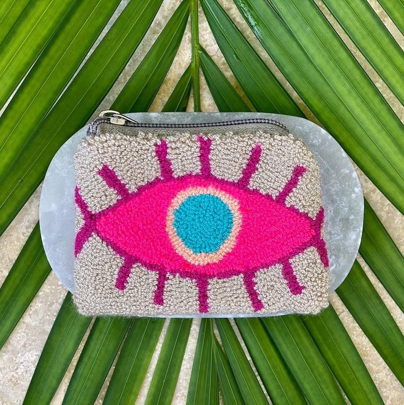 Mini Eye Coin Purse