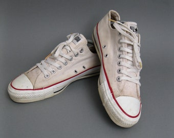 Converse Vintage 1980 All Star Cleats NEW