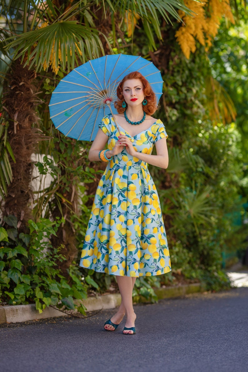 1950s Women's Outfit Inspiration Dolly and Dotty UK  AT vintagedancer.com
