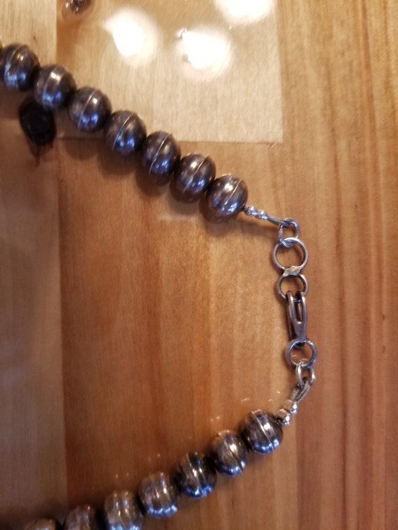 Squash Blossom Necklace - image 5