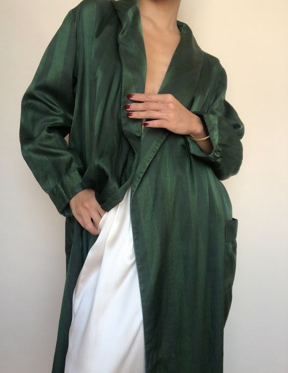 Emerald Green Robe
