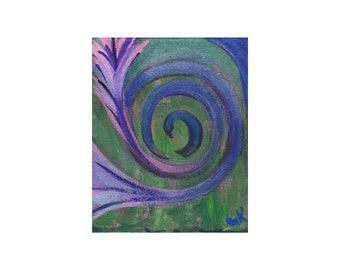 Self Love-Limited Edition Giclee Print-'Art of Love' Chakra Series-4th Chakra
