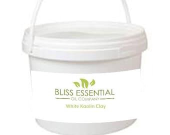 White Kaolin Clay- BULK size
